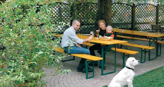 Mesas de cervecera