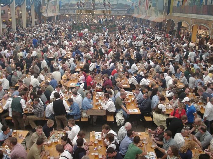 Organiza una Feria de la Cerveza